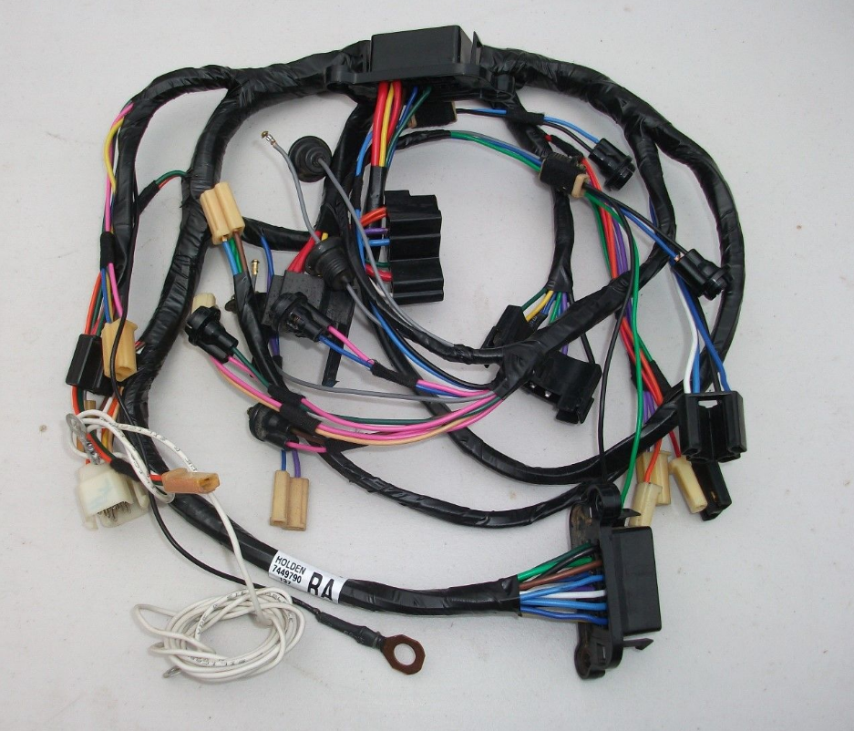 DASH AUTO WIRE HARNESS FOR HT HG HOLDEN PREMIER KINGSWOOD BELMONT