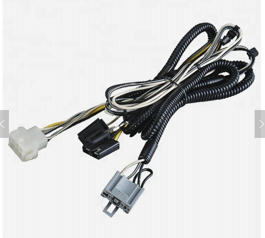 2018 car engine wiring harness waterproof flexible cable with UL wire engine cable assembly ecar vehicle wire harness